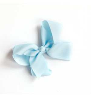 Aurora Royal PACK OF 4 Blue Bow Hairclips