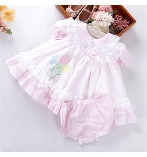 """Aurora Royal Exclusive """"Tulips"""" Lace Puffball Dress Set"""