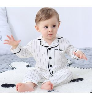 "PACK OF 4 ""PERRY"" Boys Cotton/Jersey Pyjama Set"